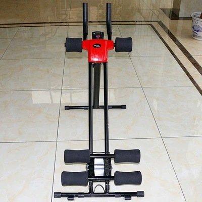 LMZZGAOYANQING dispositivo multifunzione vita sottile macchina addome pigro montagne formazione addominale addominale Jian US macchina vita attrezzature home fitness