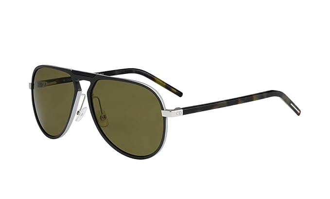 Amazon.com: Christian Dior Al 132 - Gafas de sol para hombre ...