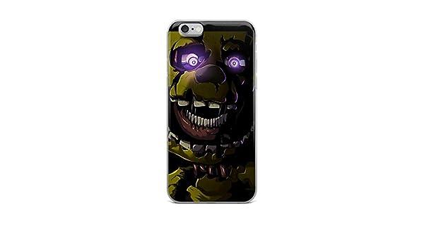 Amazon.com: iPhone 6 Plus/6s Plus Pure Clear Case Cases ...