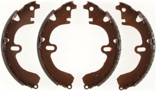 Bendix R551 Relined Brake Shoe Set