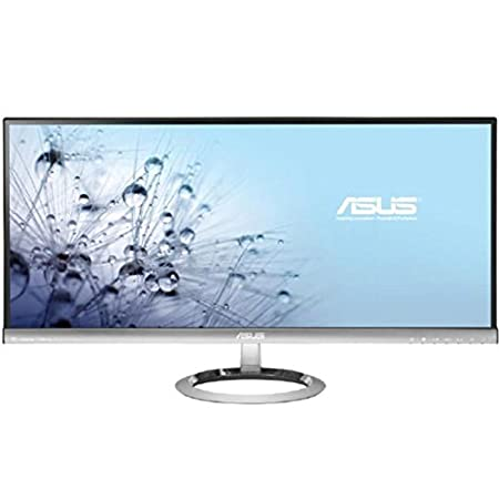 "ASUS MX299Q 29"" 21:9 2560x1080 AH-IPS DisplayPort HDMI DVI-D Back-lit LED Monitor"