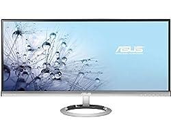 "Asus 90lm0080-b01170 Designo Mx299q 29"" 21:9 2560x1080 Ips Dp Hdmi Dvi Eye Care Frameless Monitor"