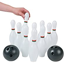 Amazon.com: plastic bowling pins
