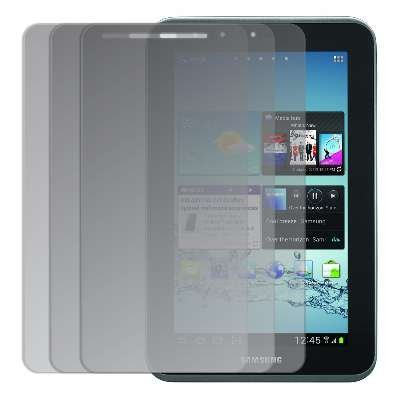 Samsung Galaxy Tab 2 7, MPERO Collection 3 Pack of Matte Anti-Glare Screen Protectors for Samsung Galaxy Tab 2 7.0