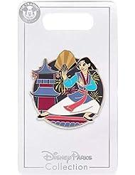 Disney Pin - Mulan with Fan