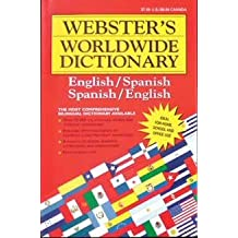 WEBSTER Jumbo Spanish-English Dictionary