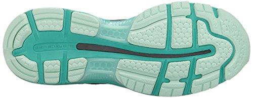 Black Women's ASICS Reflective 19 Dark Nimbus Grey Running Shoe Gel F77xqdwfA
