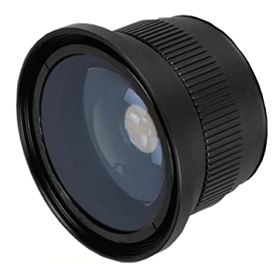 Bower VLB4246B 0.42x 58mm High-Speed Wide-Angle Lens with Macro from Bower