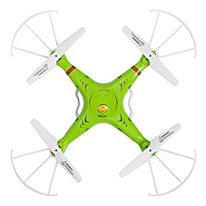 X5C RC Quadcopter Drone with 720p HD Camera and Headless Mode - 6 Axis Gyro RTF Includes EXTRA Battery to Double Flight Time