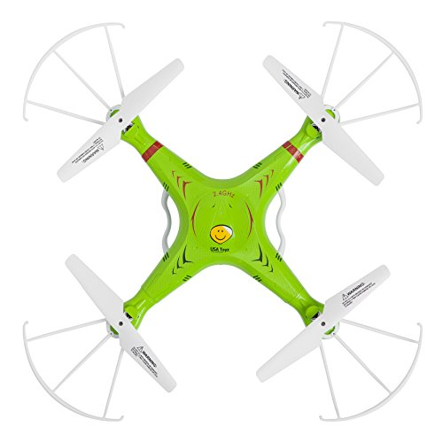 X5c Rc Quadcopter Drone With 720P Hd Camera And Headless Mode   6 Axis Gyro Rtf Includes Extra Battery To Double Flight Time