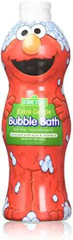 Sesame Street Extra Gentle Bubble Bath 24 Fl Oz (2 Pack)