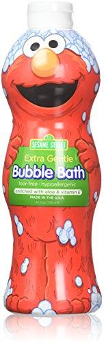 (Sesame Street Extra Gentle Bubble Bath 24 Fl Oz (2)