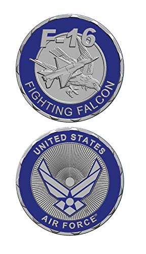 Used, U.S. Air Force F-16 Fighting Falcon Challenge Coin. for sale  Delivered anywhere in USA
