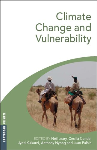 Download Climate Change and Vulnerability (Earthscan Climate) Pdf