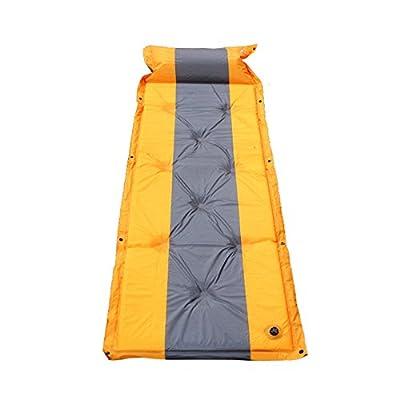 ZWL Camping extérieur peut être épissé Lit de voiture Bed gonflable Coussin gonflable Air Bed Car Shock Bed Lit de voyage Bed Car Fashion.z
