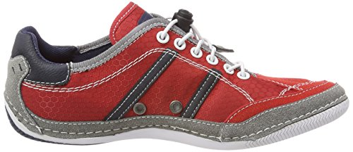 Rot Homme 321480066900 Rouge Basses Red Sneakers Red Bugatti gIWPvP