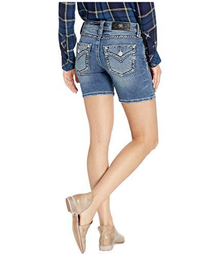 Crush On You Bermuda Shorts Dark Blue