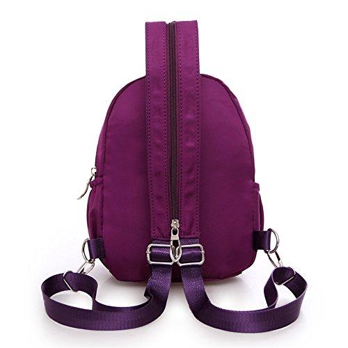 Backpack for Bag for Outdoor Sports Hiking Chest Bag Lightweight Crossbody Sling Outdoor Oxford Sling Shoulder Women Men Waterproof Backpack Fabric Running PtqFnwxUv