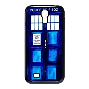 Custom Your Own Personalized Police Box Tardis Doctor Who SamSung Galaxy S4 I9500 Case Best Durable Back Cover