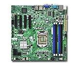 Supermicro MBD-X9SCM-O LGA 1155 Intel C204 Micro ATX Motherboard