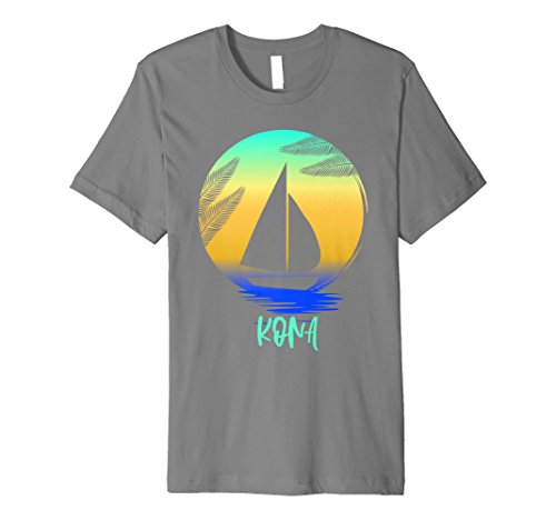 Kona Sailboat - Kona Sailboat Sunset Beach