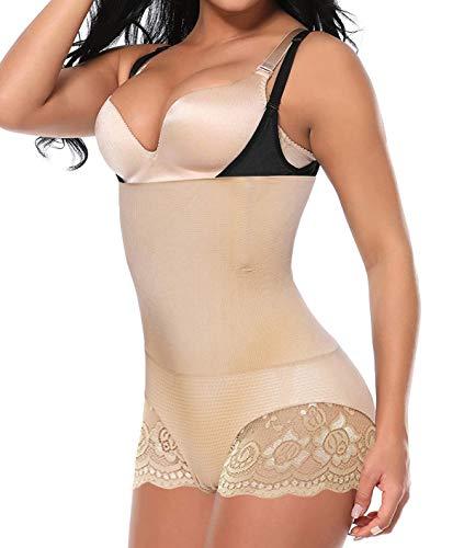 4050e8ad41 Larry Marry Women Tummy Control Belly Girdle Waist Trainer Cincher Body  Slim Shapewear Butt Lifter Enhance Panty