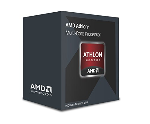 AMD Athlon X4 860K with 95W Thermal Solution 3.7  GHz Soc...