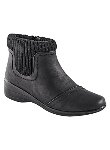 Carol Wright Gåvor Wedge Boot Svart