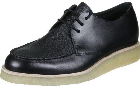 Clarks Burcott Scarpa black Burcott leather leather black Field Clarks Burcott Scarpa Scarpa Clarks black Field Field PSqwAxqt