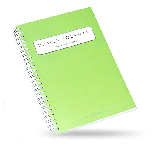 Food Journal and Fitness Diary - Tracker for Healthy Living and Weight Loss