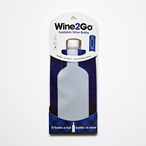 Foldable-wine-bottle
