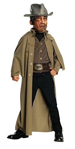 Jonah Hex Deluxe Child Costume Large (12-14) - Jonah Hex Halloween Costumes