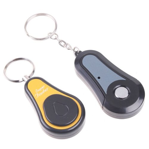 EverTrust(TM)1 in1 RF Wireless Super Electronic Key Finder Anti-Lost Alarm Keychain