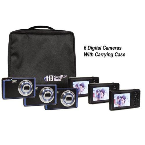 HAMILTON ELECTRONICS Camera Explorer Kit, Six 5MP Digital...