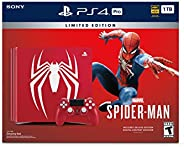 PlayStation 4 Pro 1TB Limited Edition Console - Marvel's Spider-Man Bundle [Discontin