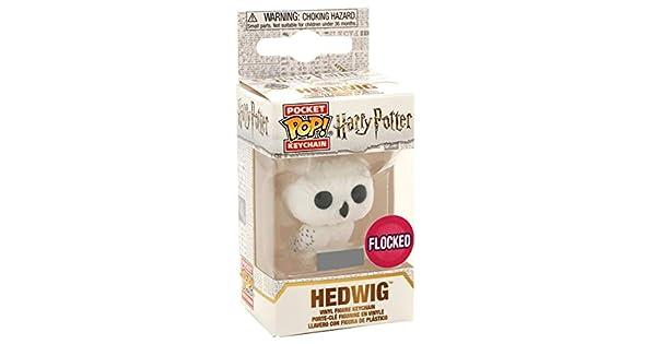 Amazon.com: Llavero Funko Pop: Harry Potter - Hedwig ...