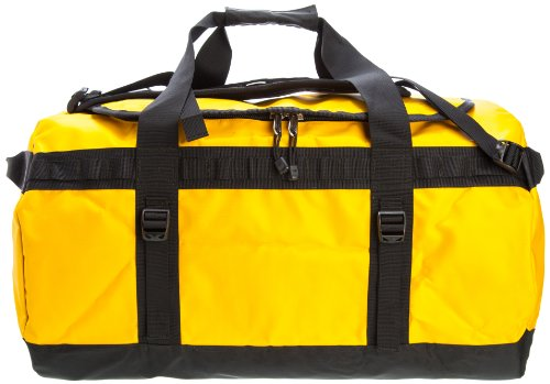 The North Face Base Camp Duffel,  Summit Gold/TNF Black, Medium by The North Face