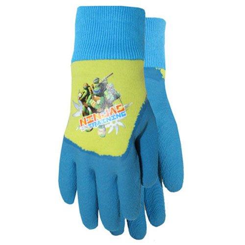 (Midwest Glove TM100T Toddler Ninja Turtles Kids Gripping Gloves)