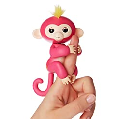 WowWee Fingerlings - Interactive Baby Mo...