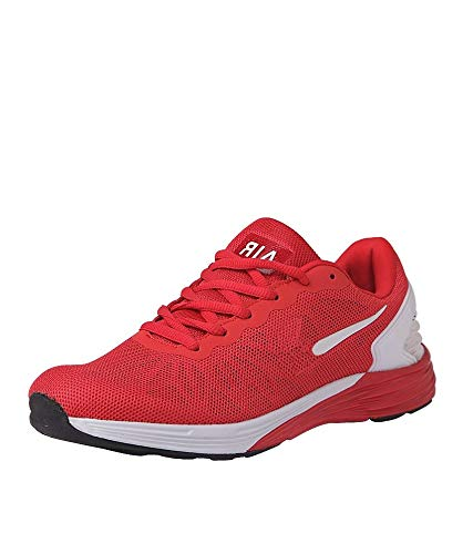 3e59c8df3e03 VIR SPORT Max Air Red Men s Running Shoes  Buy Online at Low Prices ...