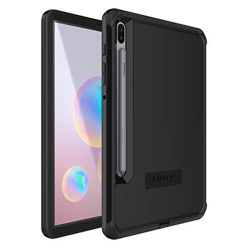 Otterbox Defender, Funda Anti-caídas Robusta para Samsung Galaxy Tab S6, Color Negro - Pro Pack