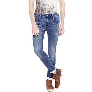 KILLER Men's Slim Straight Fit Jeans