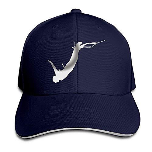 Bungee Hats Women Denim Cowgirl for Cap Cowboy Sport Hat Men Skull JHDHVRFRr Jumping zfx6w5Z7q