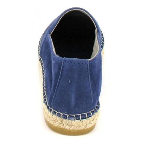 Vidorreta Slipper Ante Jeans, Farbe: Jeans