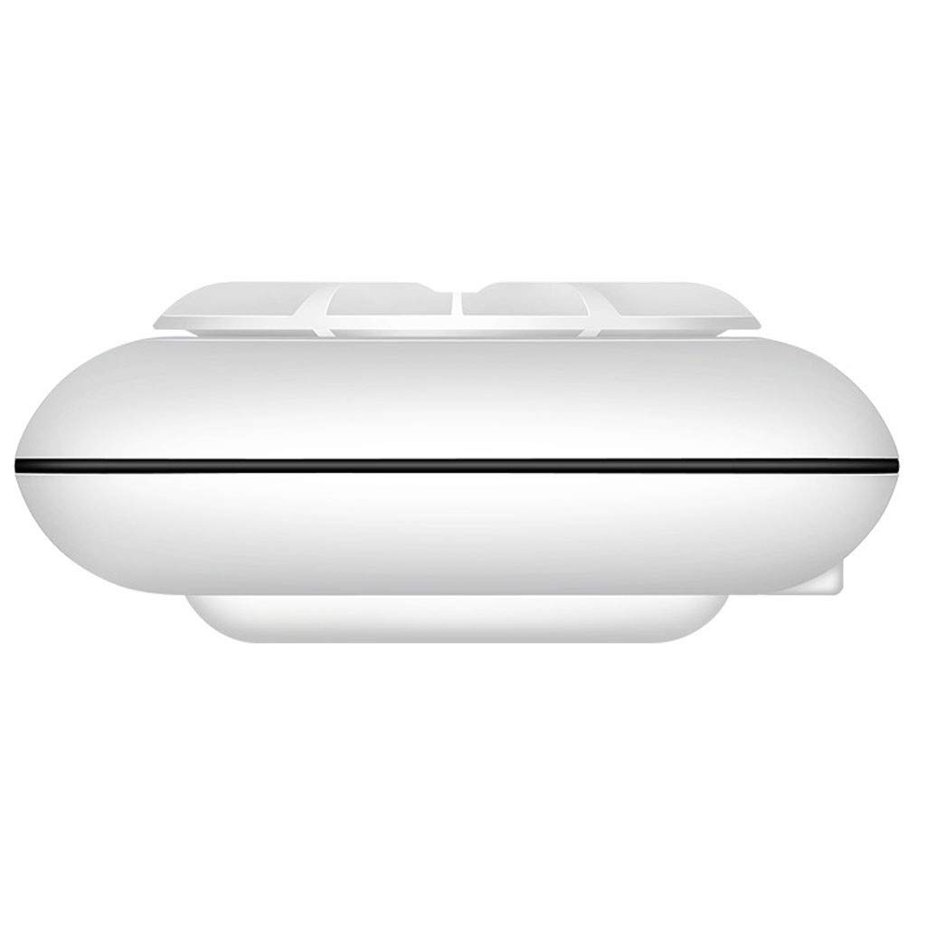 Likero 2 in 1 USB Mini Ultrasonic Turbine Washing Machine Portable Spin Dryer Laundry Washe (Black)