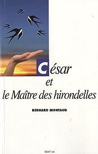 César et le maître des hirondelles par Bernard Montaud
