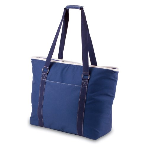 ONIVA - a Picnic Time Brand Tahoe Extra Large Insulated Cooler Tote, Navy