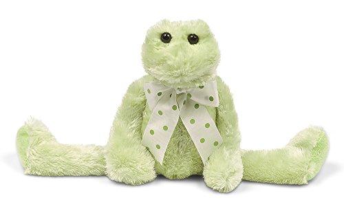 (Bearington Lean Beans Flip Frog, Long Legged Plush Stuffed Animal Toy 14