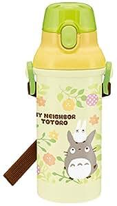 Skater Children's Water Bottle 480ml My Neighbor Totoro Plants Made in Japan PSB5SAN