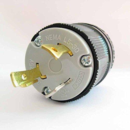 30 amp locking plug - 8